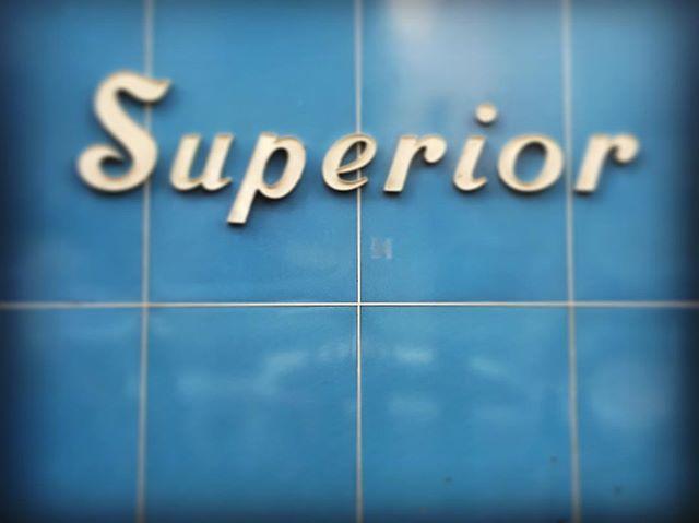 #superior #typography #urbantypography #wanderlust