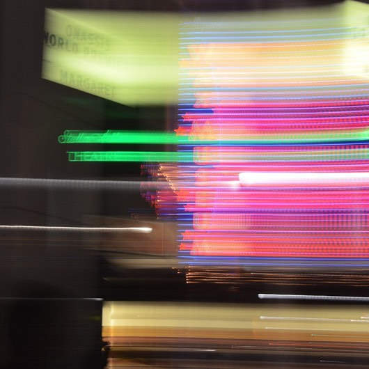 Untitled, 2015. From Blur series #tbt #blur #streetphotography #photography #lightart #wanderlust