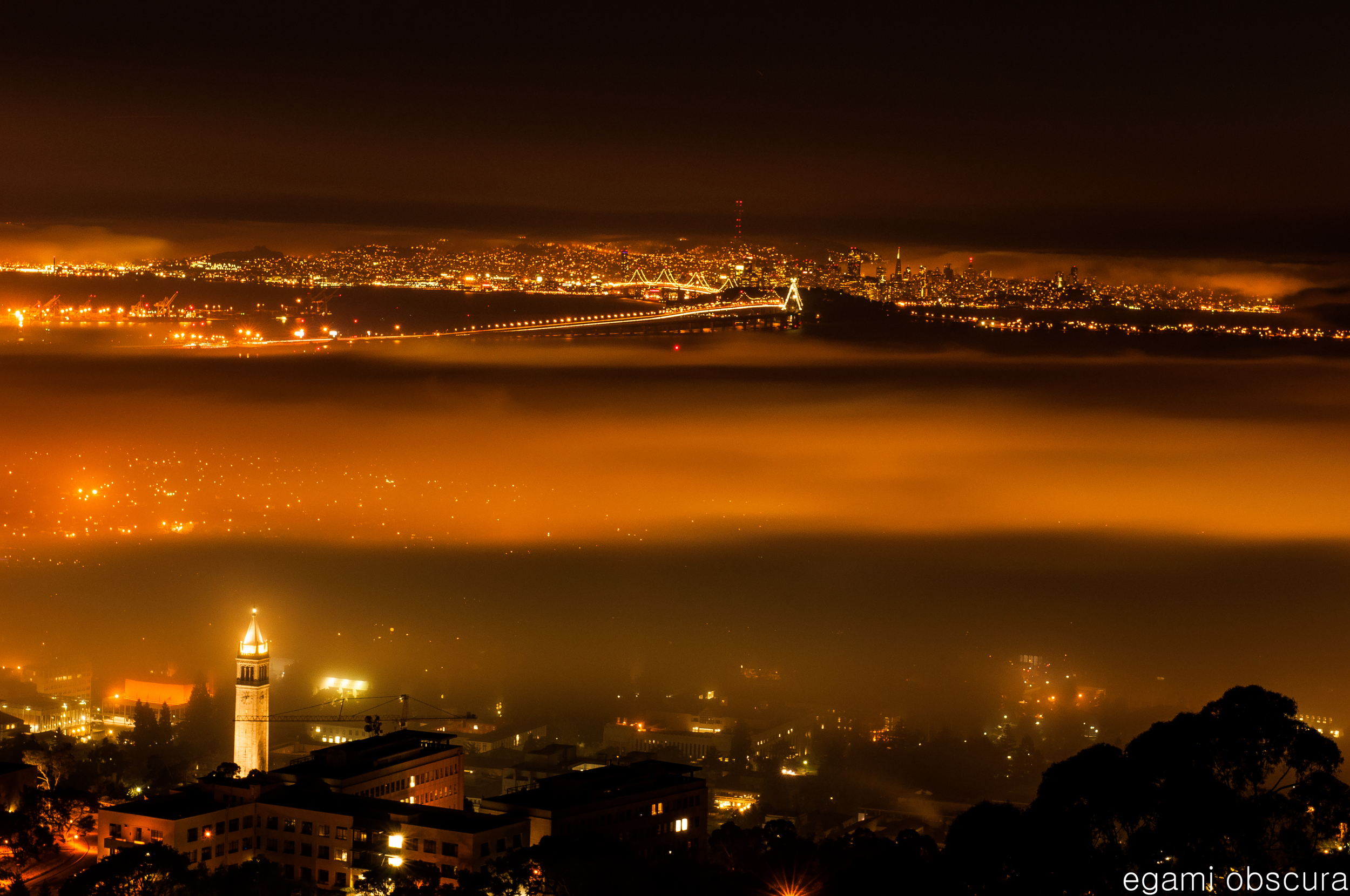 Fiat Lux and the Fog