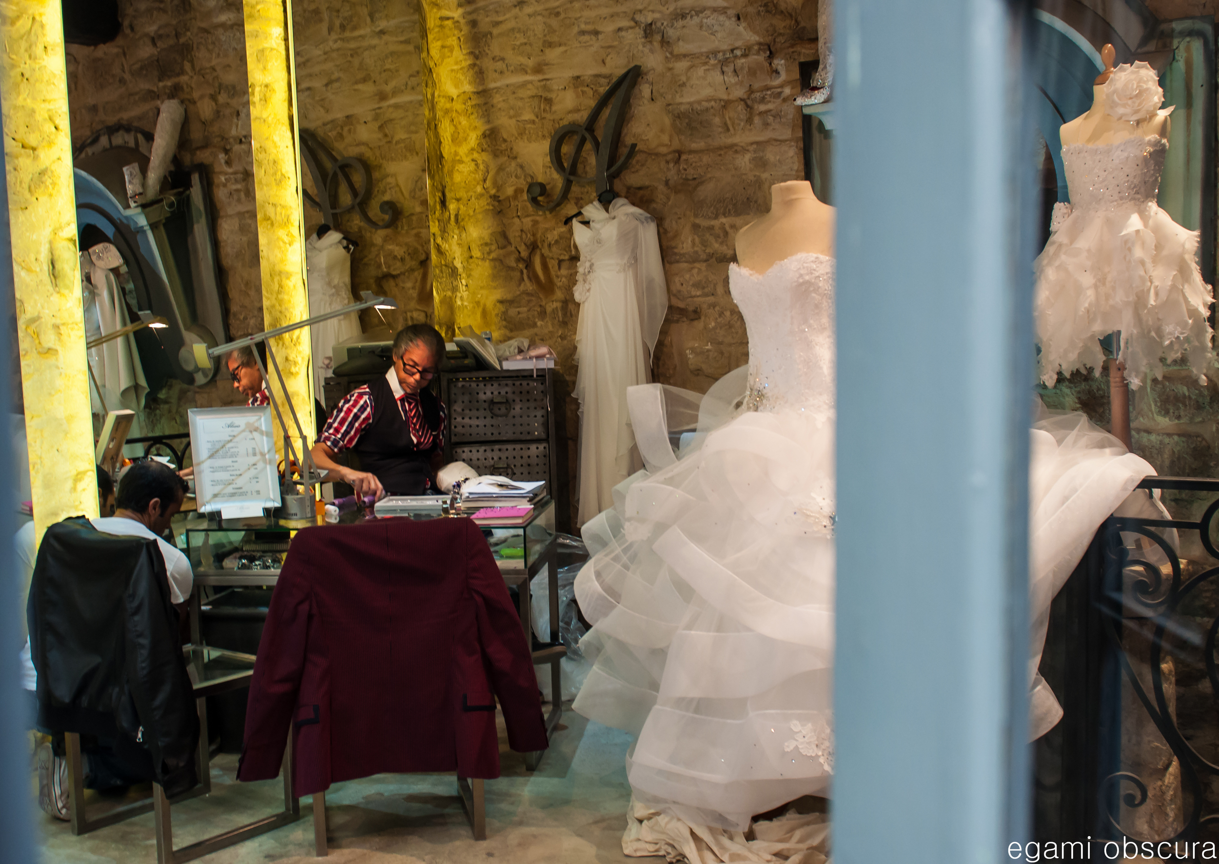 The Couture Wedding Dress-Maker