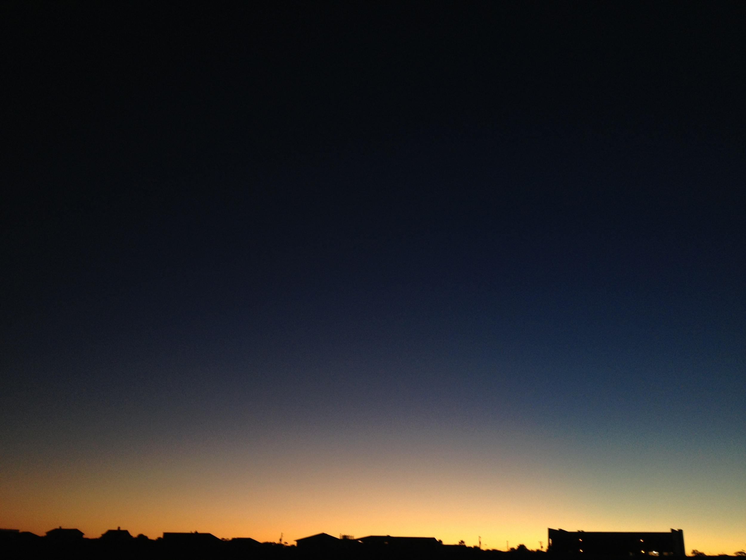 Beach dusk -October 21 2012, St. Augustine, FL