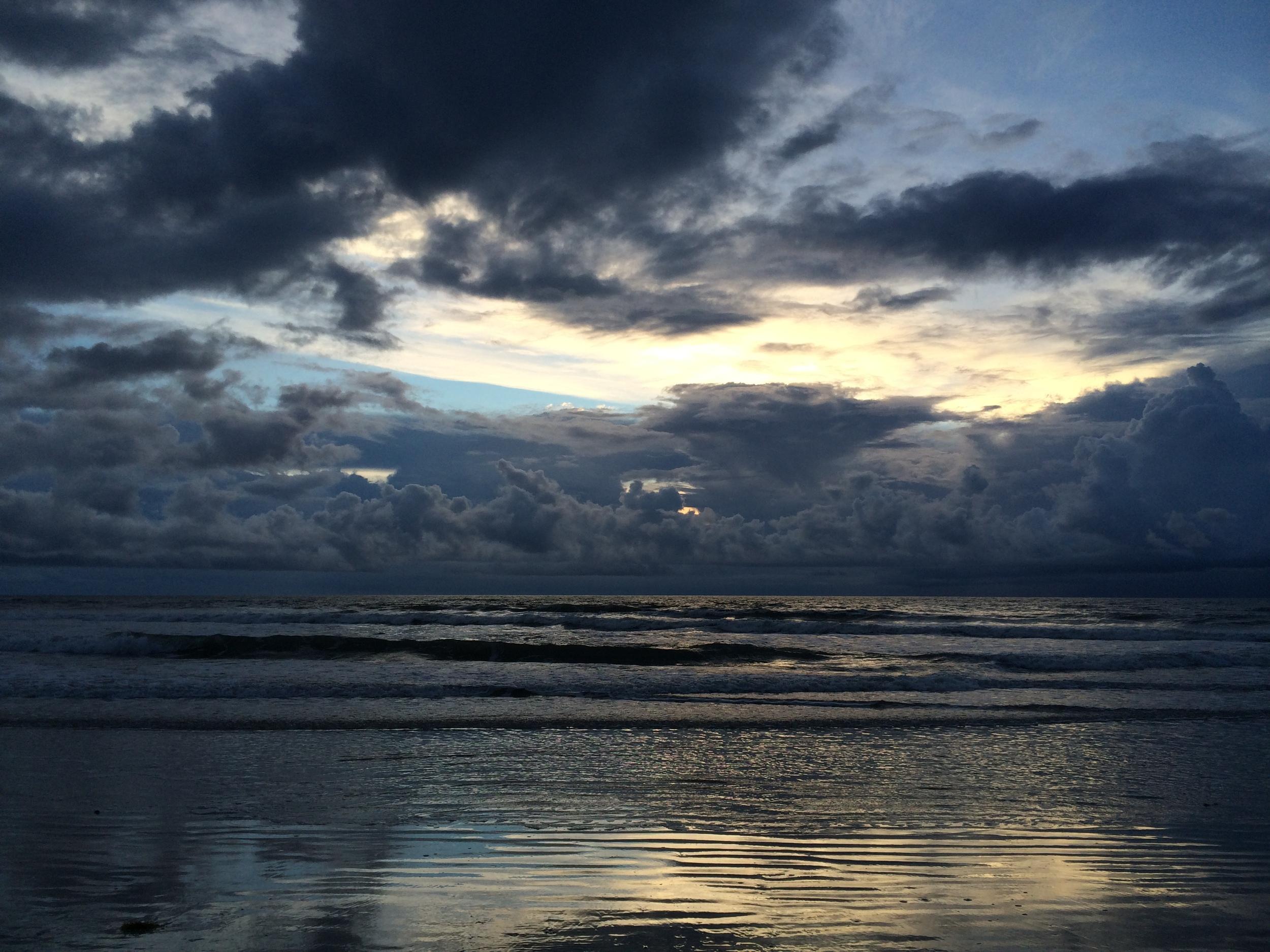 Storm at Dawn, St. Augustine, FL 2014