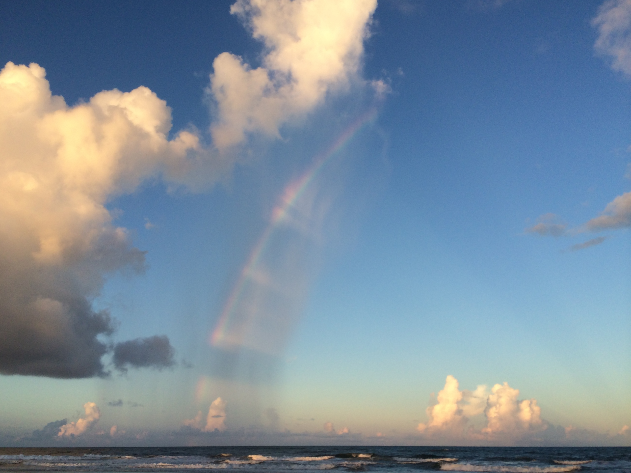 Rainbow Sunset Spectacular, St. Augustine, September 2014