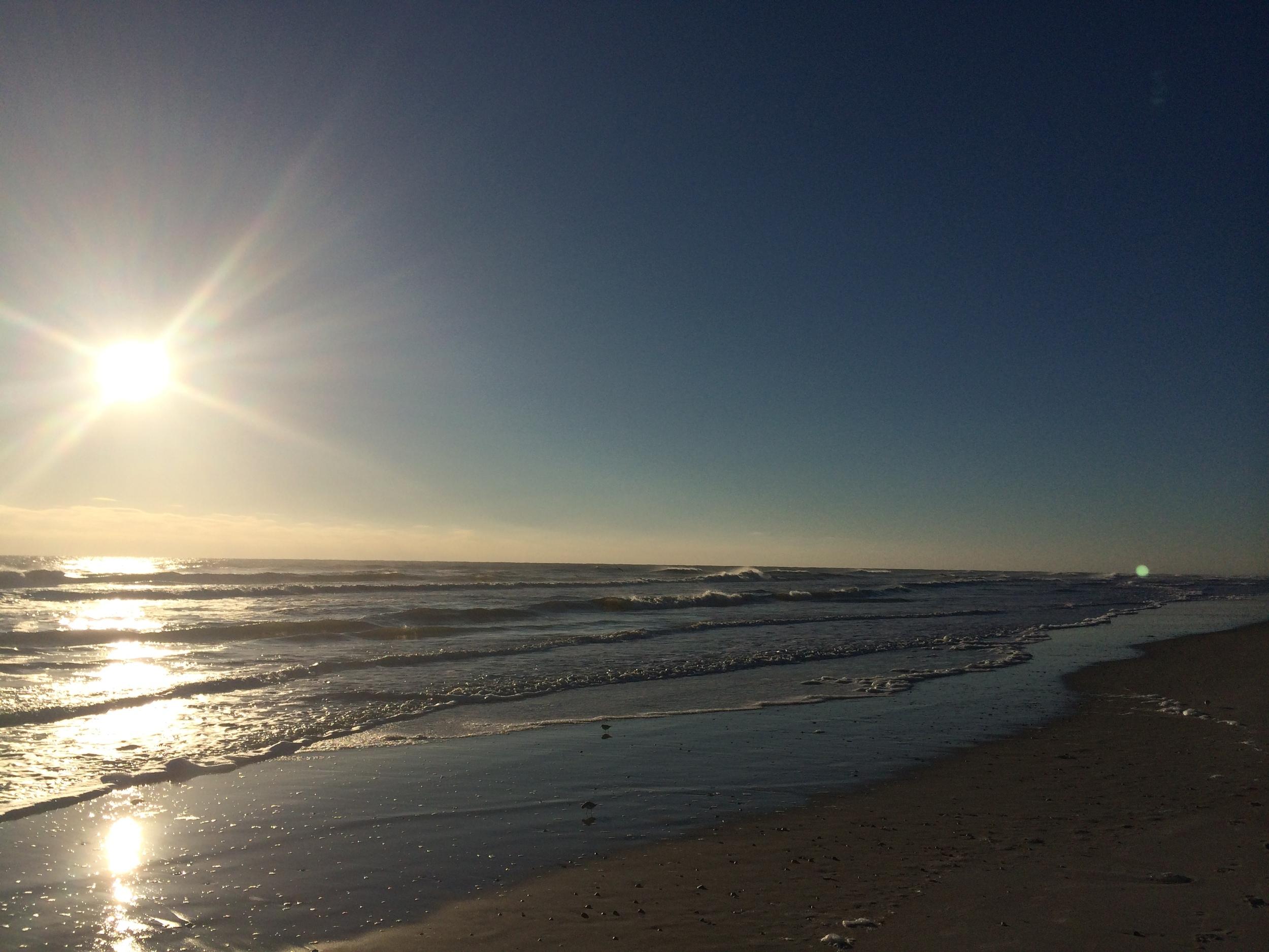 Good Morning Atlantic! November 11, 2014, St. Augustine
