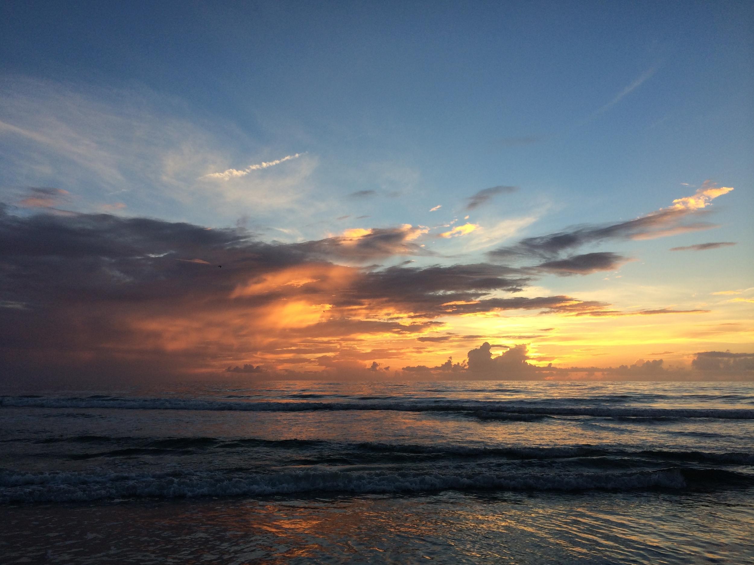 turbulent sky saint augustine