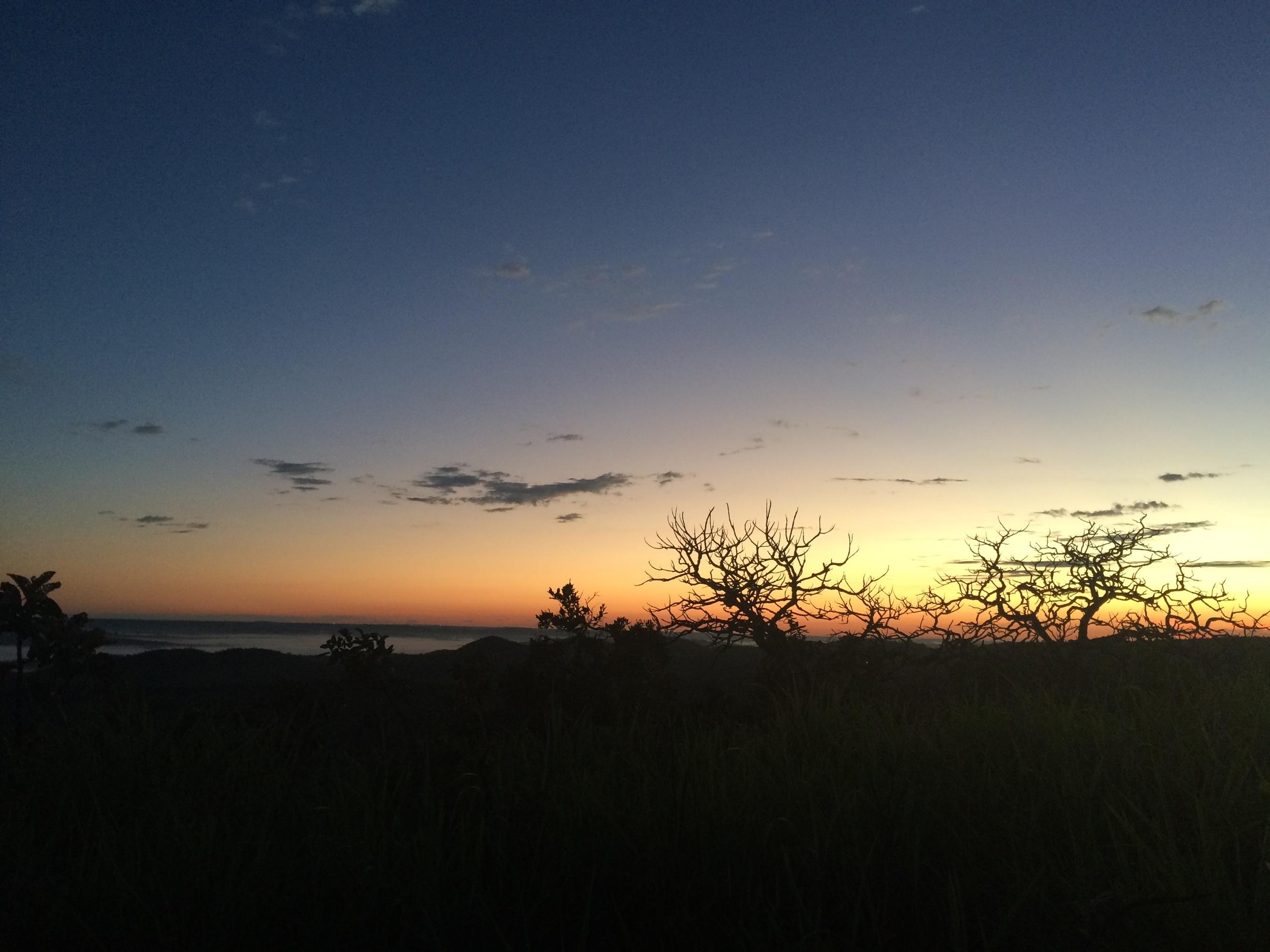 abadiania brazil dawn