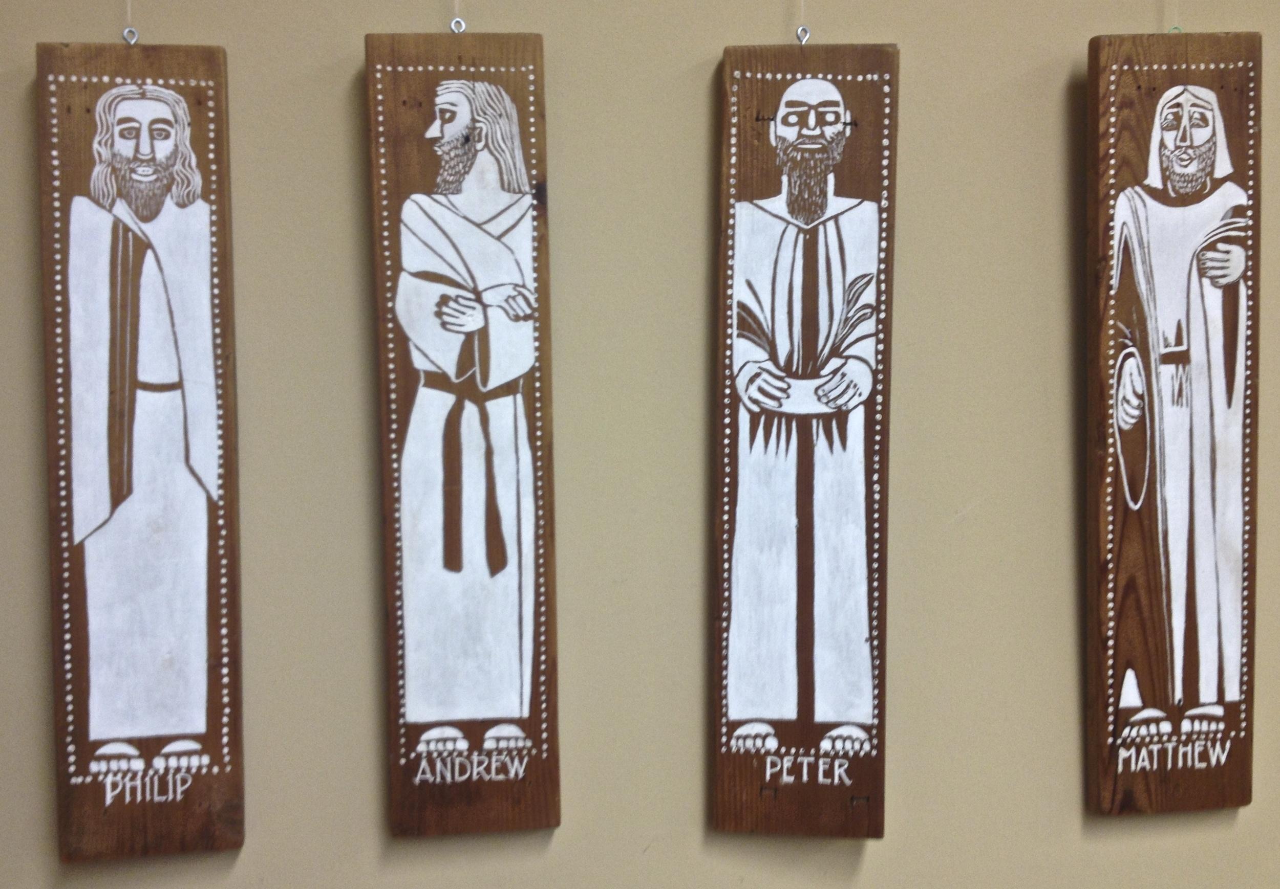 Saints by Lois Wilson