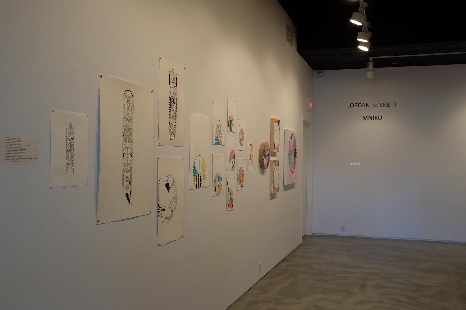 Mniku Exhibition