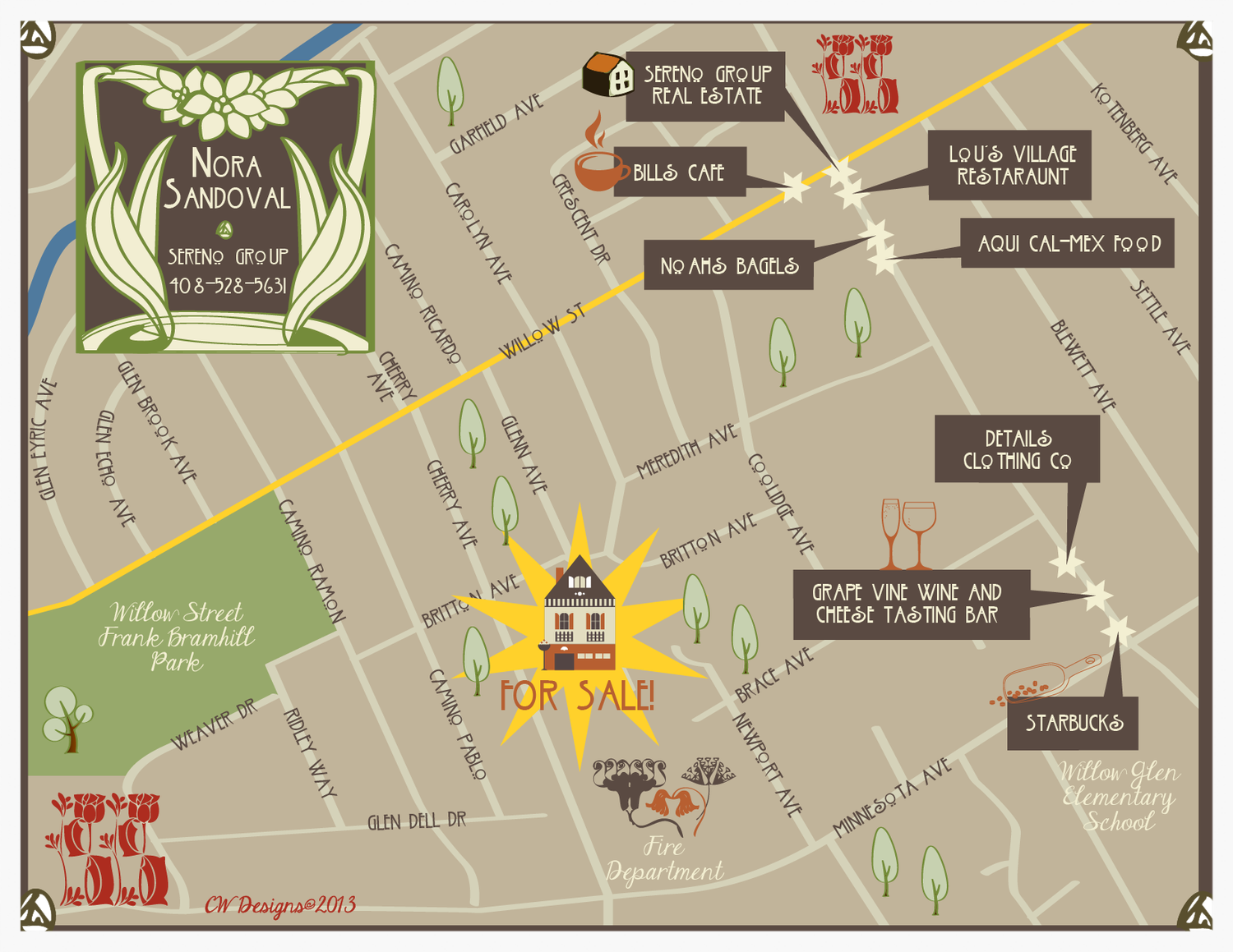 Willow Glen Real Estate Nora B_Map Front.png