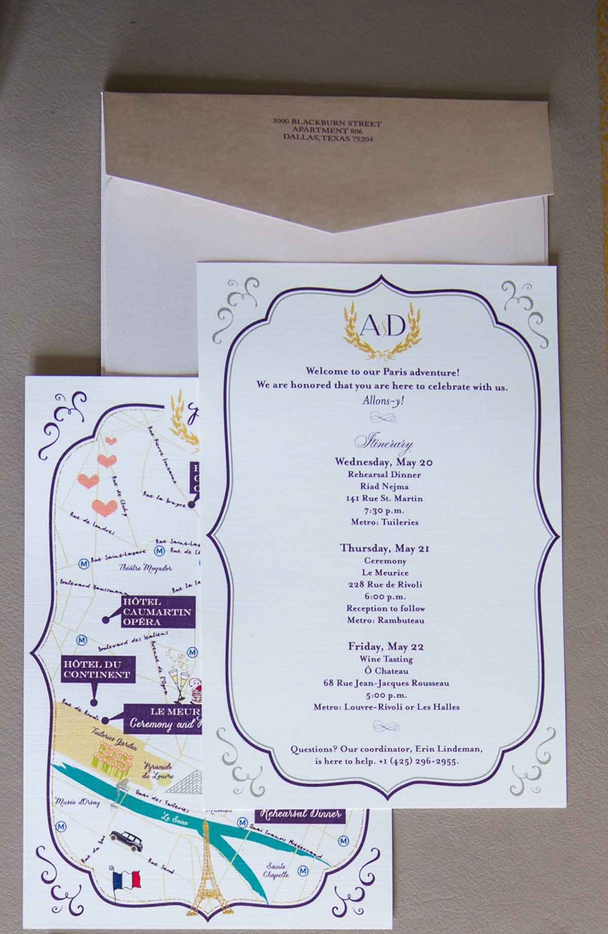 Custom Wedding Map Map and Itinerary Wedding Weekend Timeline Map Illustration Wedding Map Invitation Destination Wedding