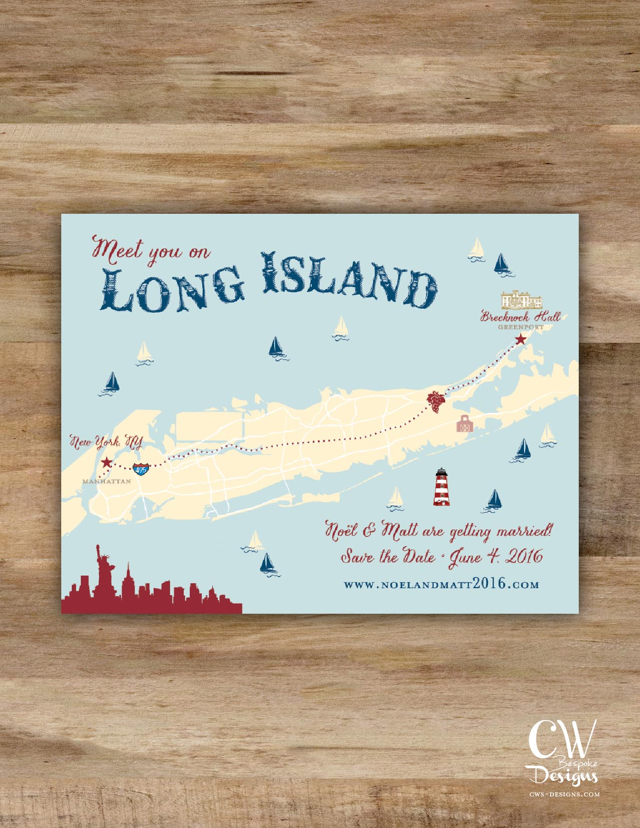 Long Island Wedding Map Save the Date.jpg