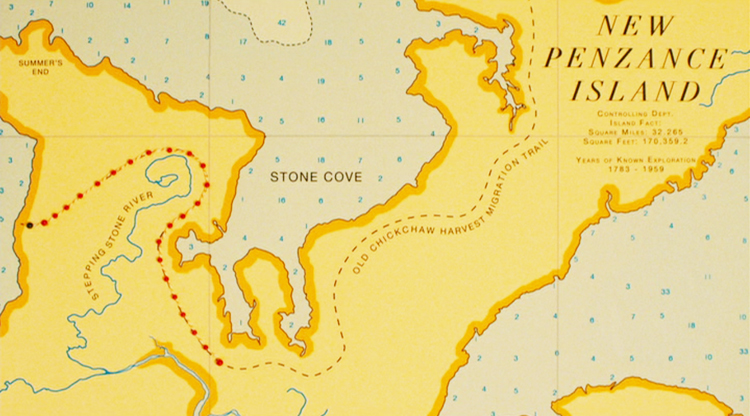 Wes Anderson Moonrise Kingdom Map CW Designs Custom Map .jpg