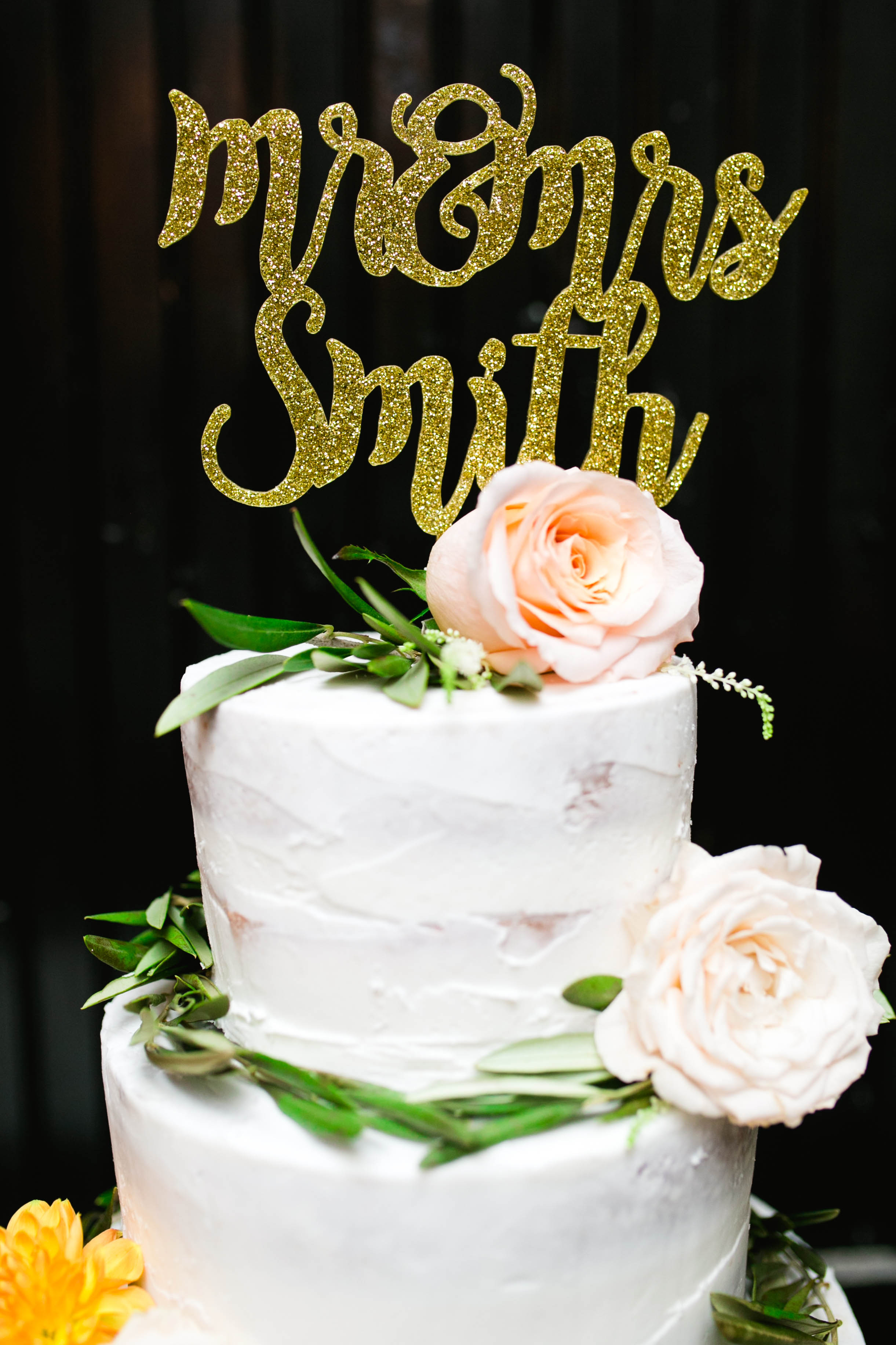 CW Designs Cake Topper