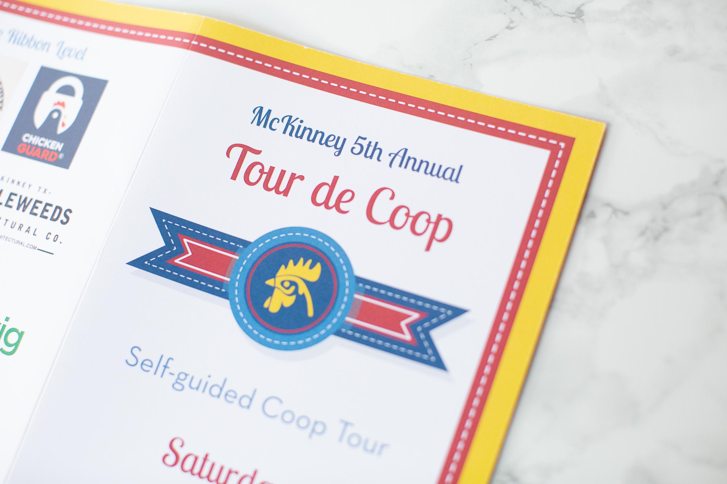 McKinney Tour de Coop The Map Chick