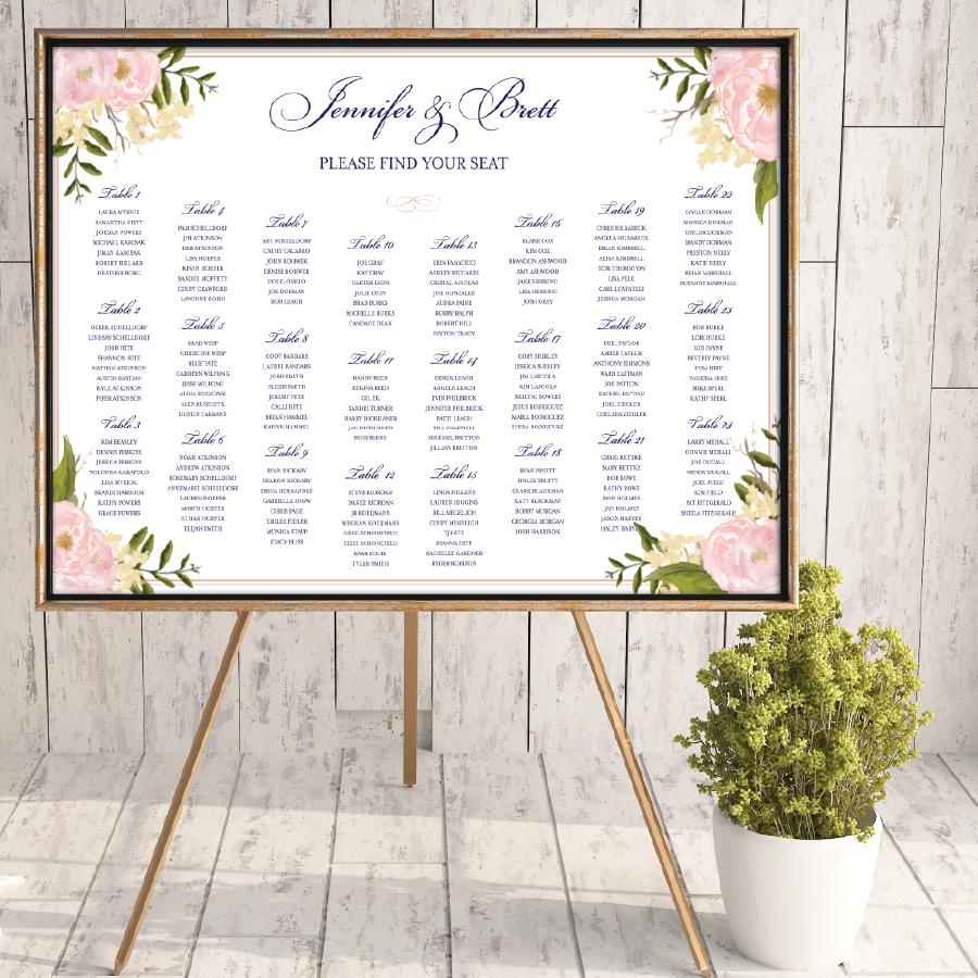 CW Designs | Custom Wedding Maps | Invitations | Save the