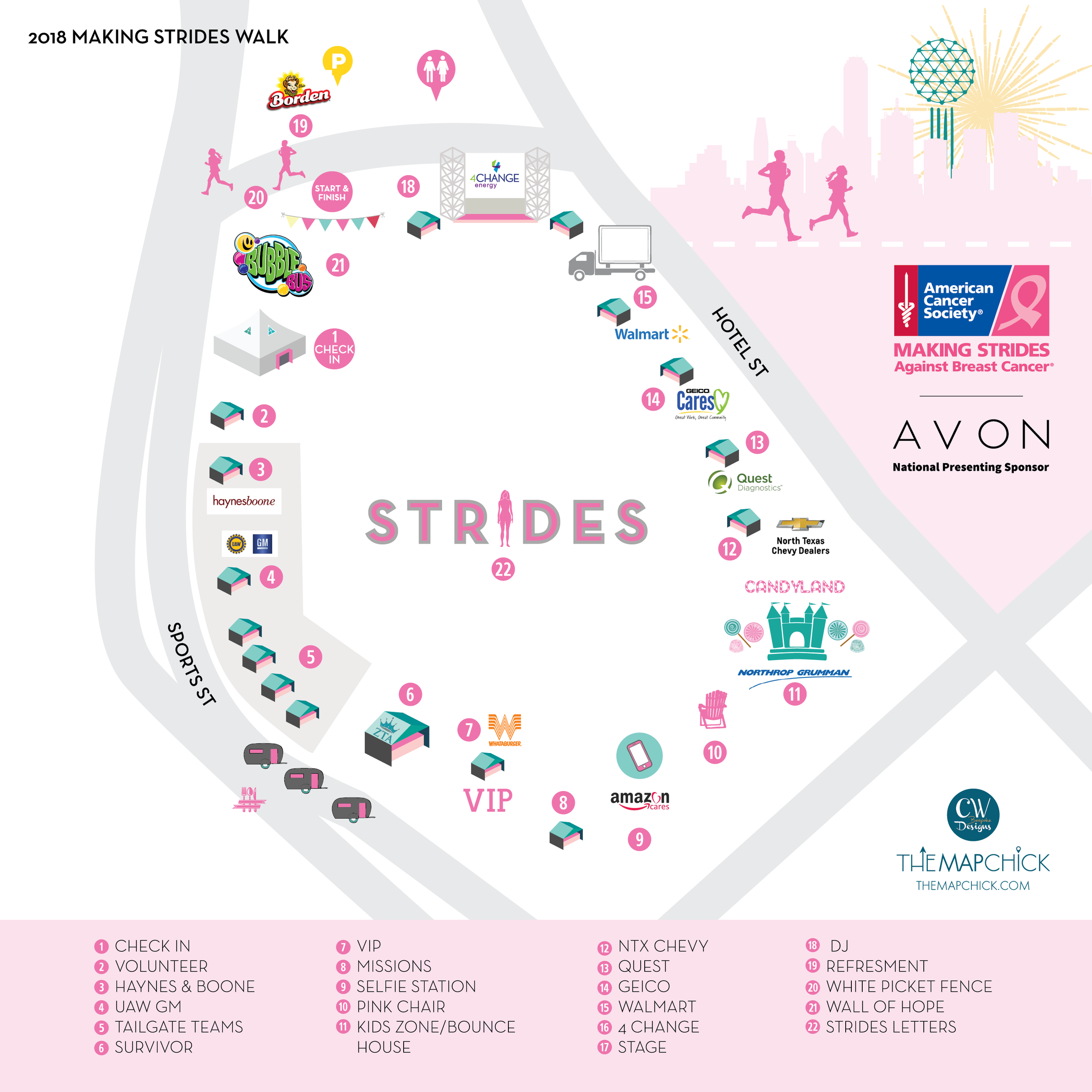 Dallas Making Strides Race Map.png