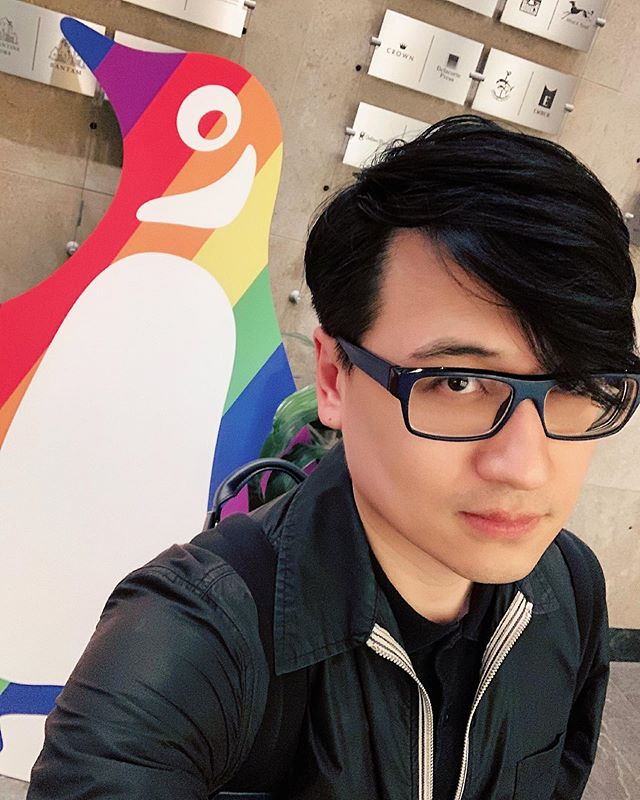found the #PRIDE penguin at @penguinrandomhouse  #nyc