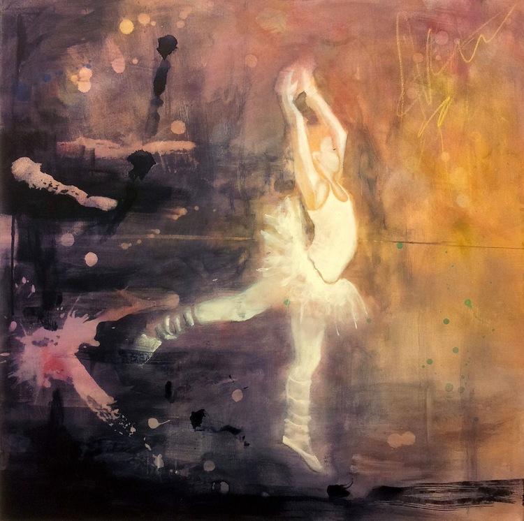 Lille Ballerina by Anne-Britt Kristiansen.jpg