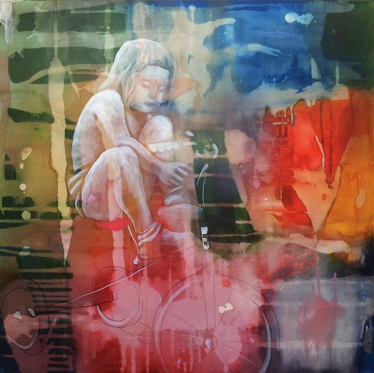 På Trehjul by Anne-Britt Kristiansen.jpg