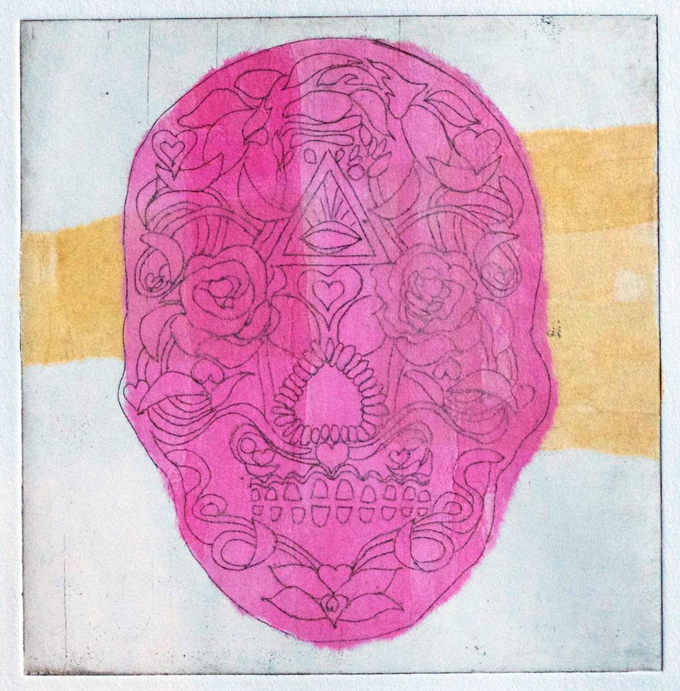 8-Pink-skull-Etsning-Chine-Collé-Anne-Britt-Kristiansen.jpg