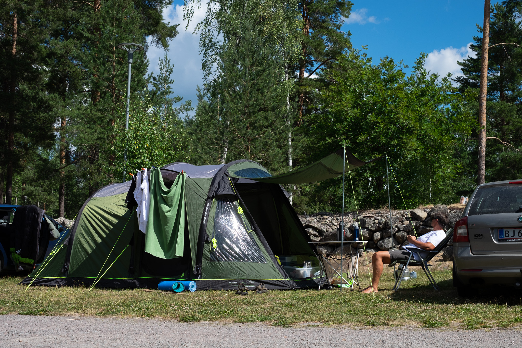 Vores lejr for ugen