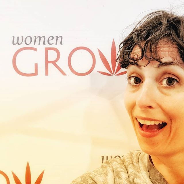 An amazing weekend @womengrow leadership summit. 🎁 I met so many courageous & powerful goddesses honoring this medicine. 🙏🎉🤩 Wow. What a fantastic experience.  #deepbow #wgls  #nationscapital  #womensempowerment  #womenandweed  #womenleader  #womenshealth