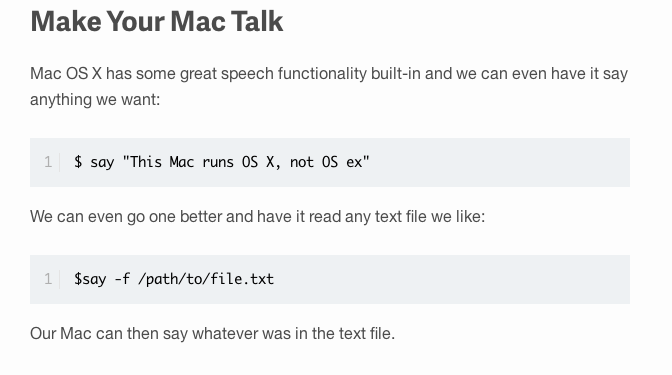 From:http://computers.tutsplus.com/tutorials/40-terminal-tips-and-tricks-you-never-thought-you-needed--mac-51192