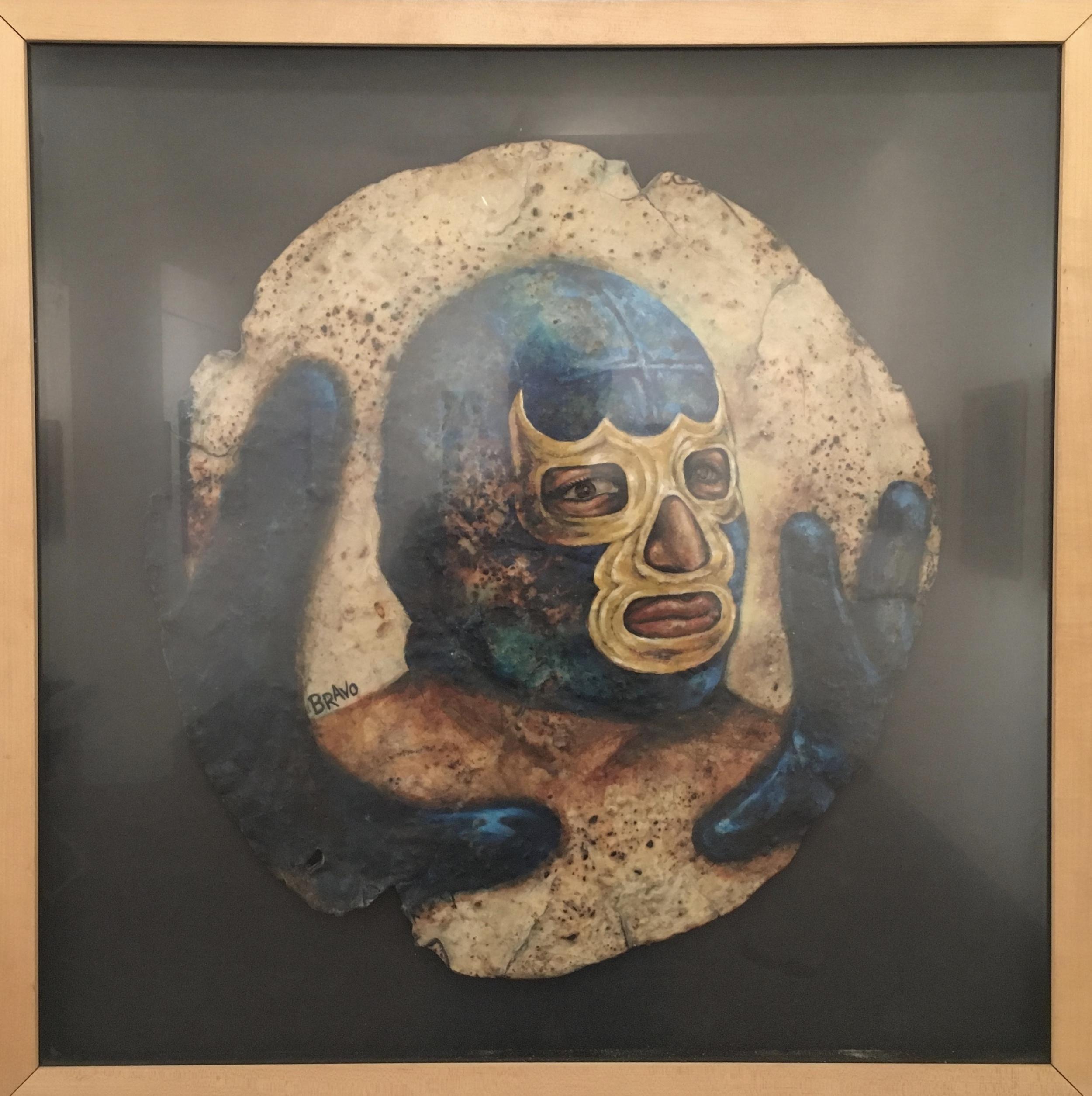 Blue Demon by Joe Bravo