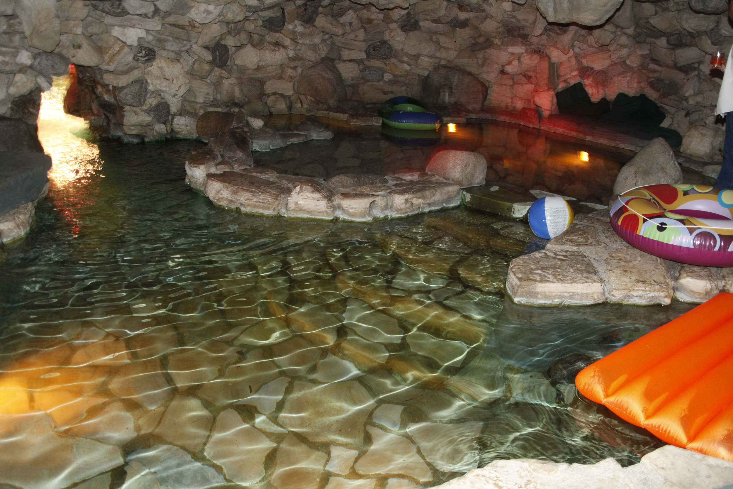 The famous Playboy grotto