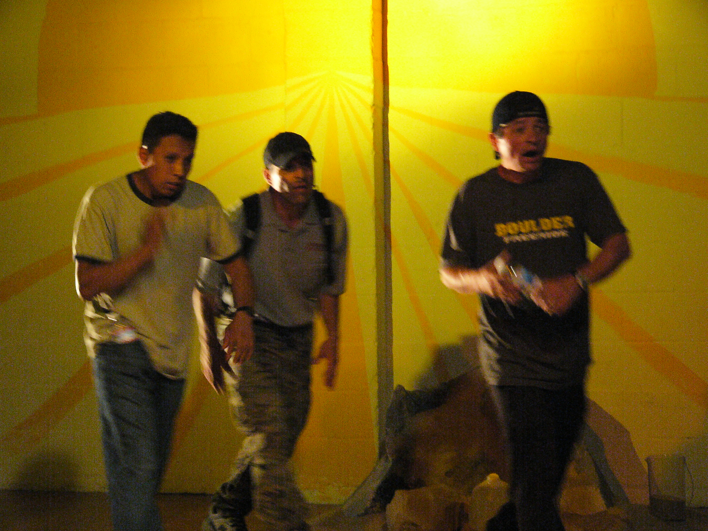 Extranjeros en su Propia Tierra - September 2009