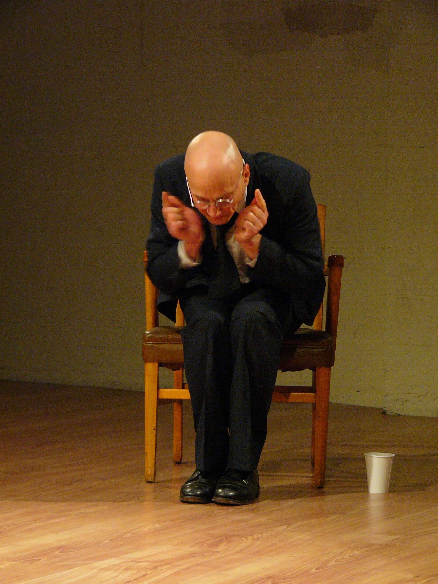 A Tragic Man Despite Himself - June 2009