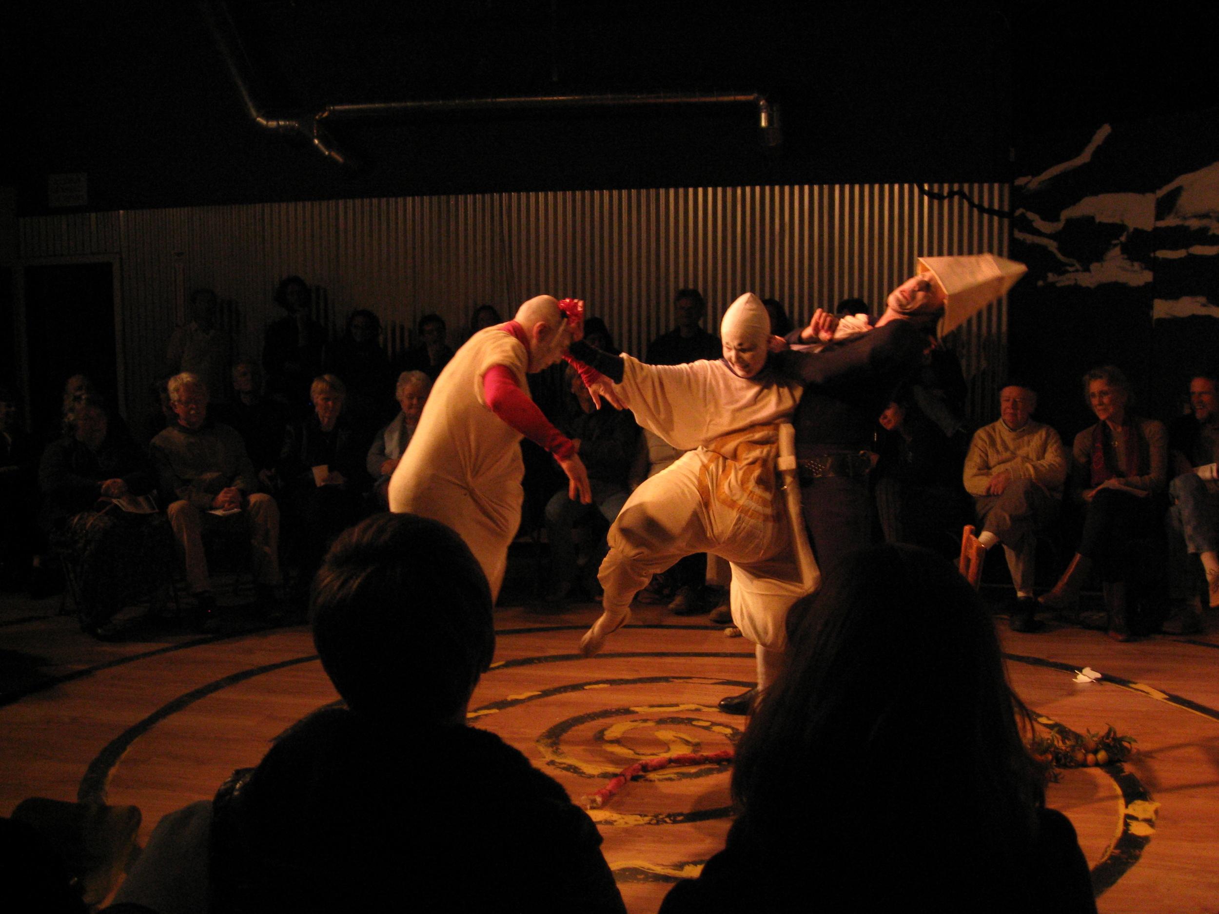 Ubu Rex - March 2009