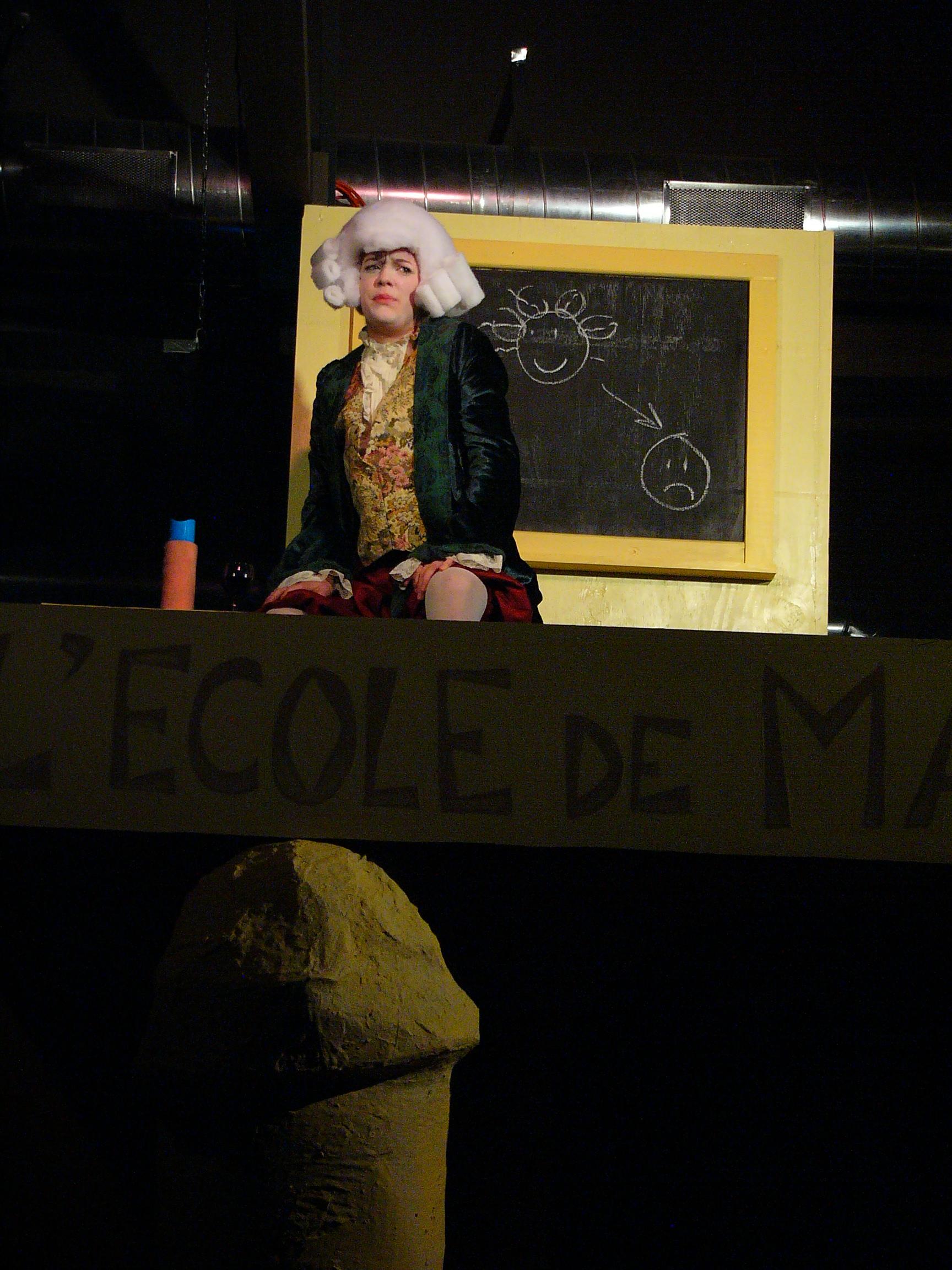 L'école de Maldetête (The School of Headaches) - 2009