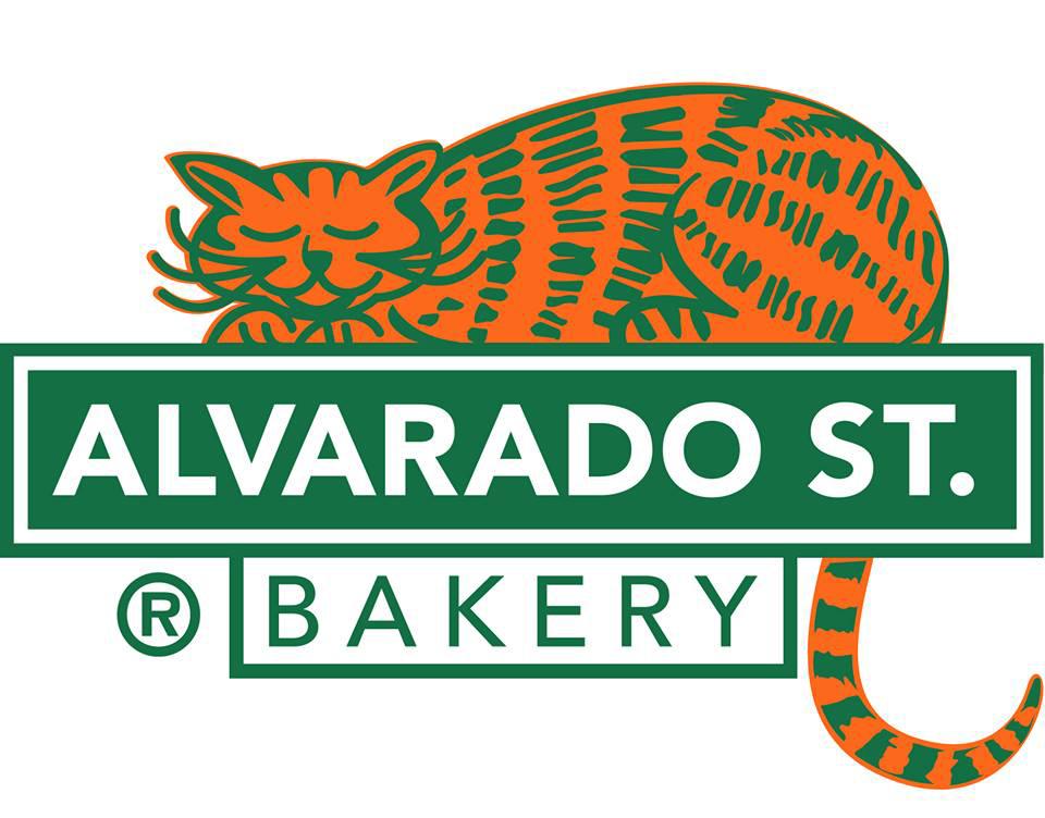 Alvarado Street Bakery, nuestro trabajador local de propiedad y gestión cooperativa se ha asociado con los Imaginists este verano generosamente patrocina El arte es Medicine Show 2014 viaje de la bicicleta!