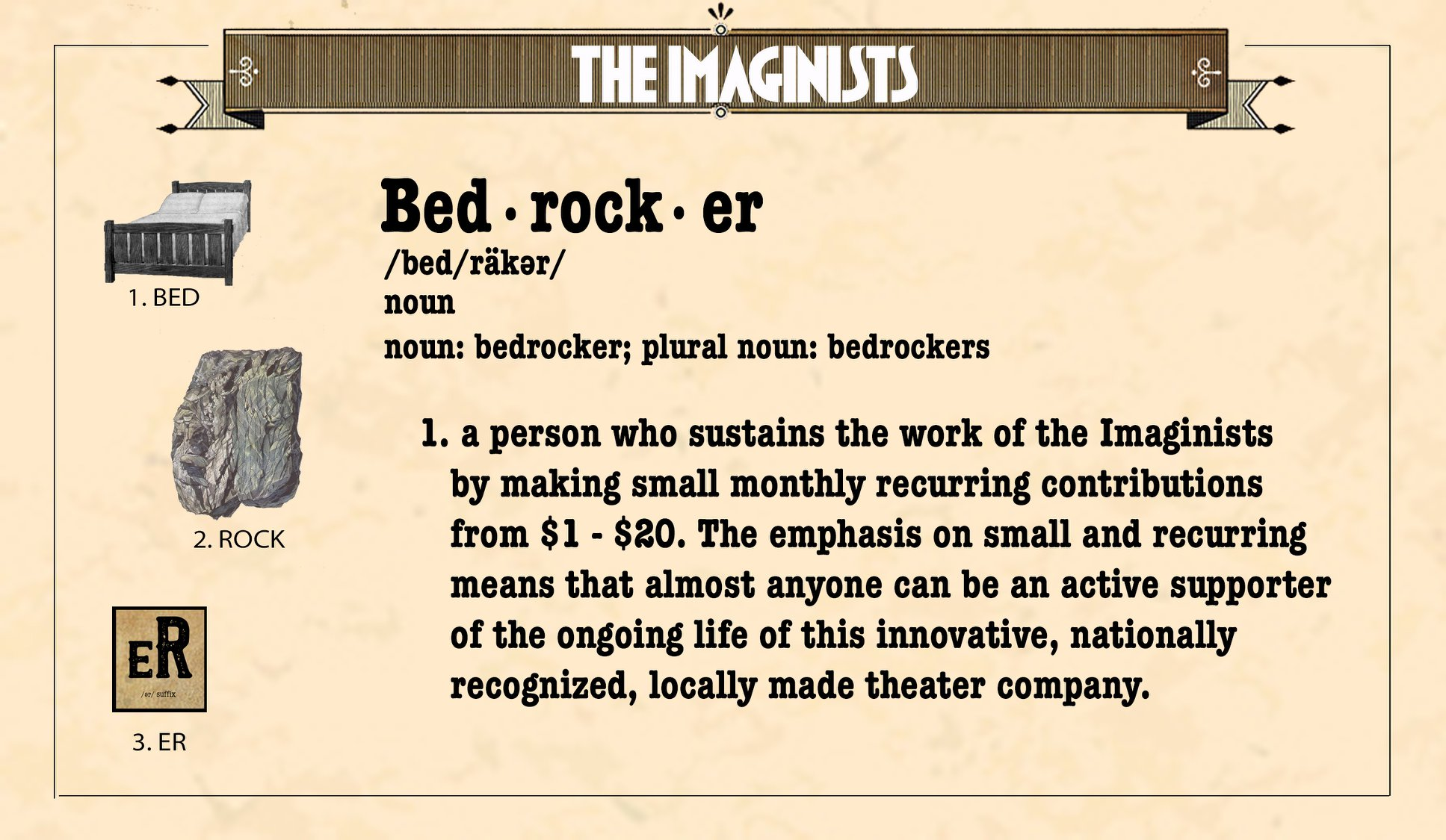 Become a Bedrock Donor — the Imaginists