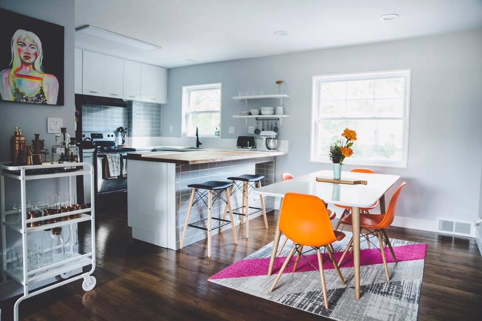 The kitchen I designed!