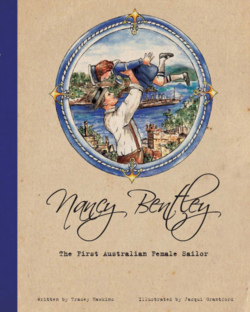 Nancy Bentley    by Tracey Hawkins