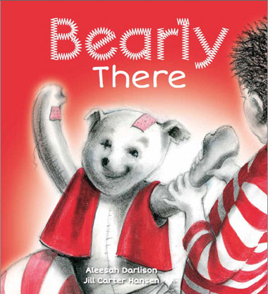 Bearly There , by Aleesah Darlison,  illustrated by  Jill Carter-Hansen