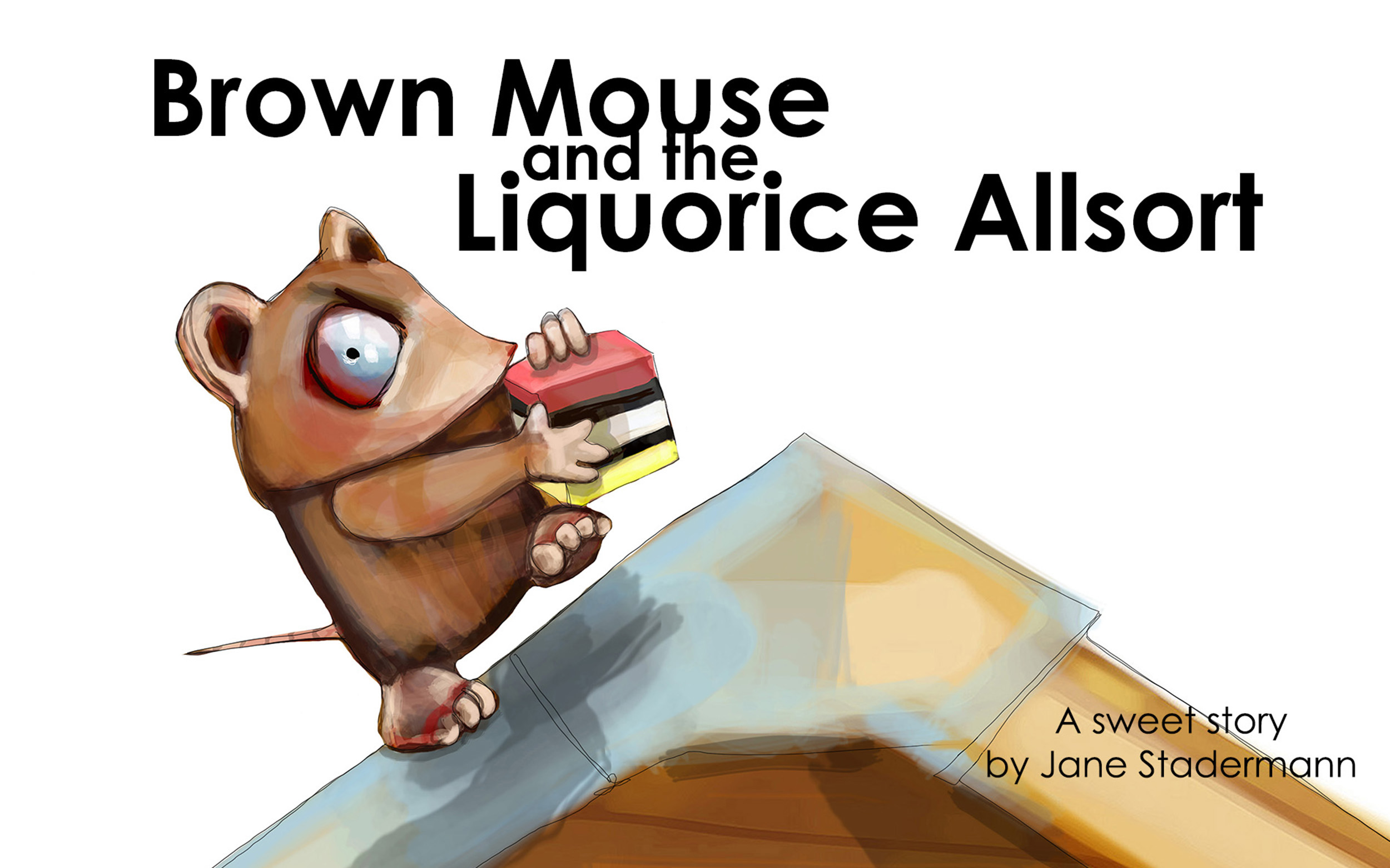 Brown Mouse and the Liquorice Allsort.jpg