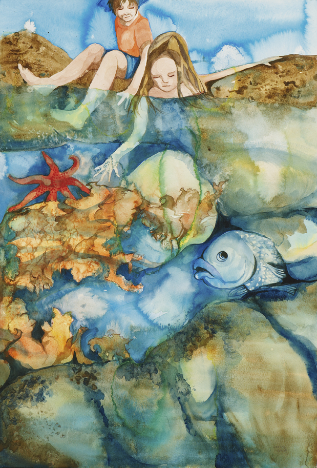 Leanne White - The rockpool