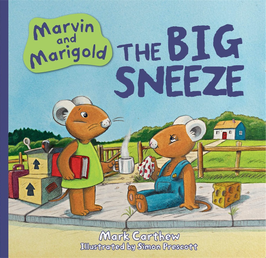 Marvin and Marigold:  The Big Sneeze.jpg