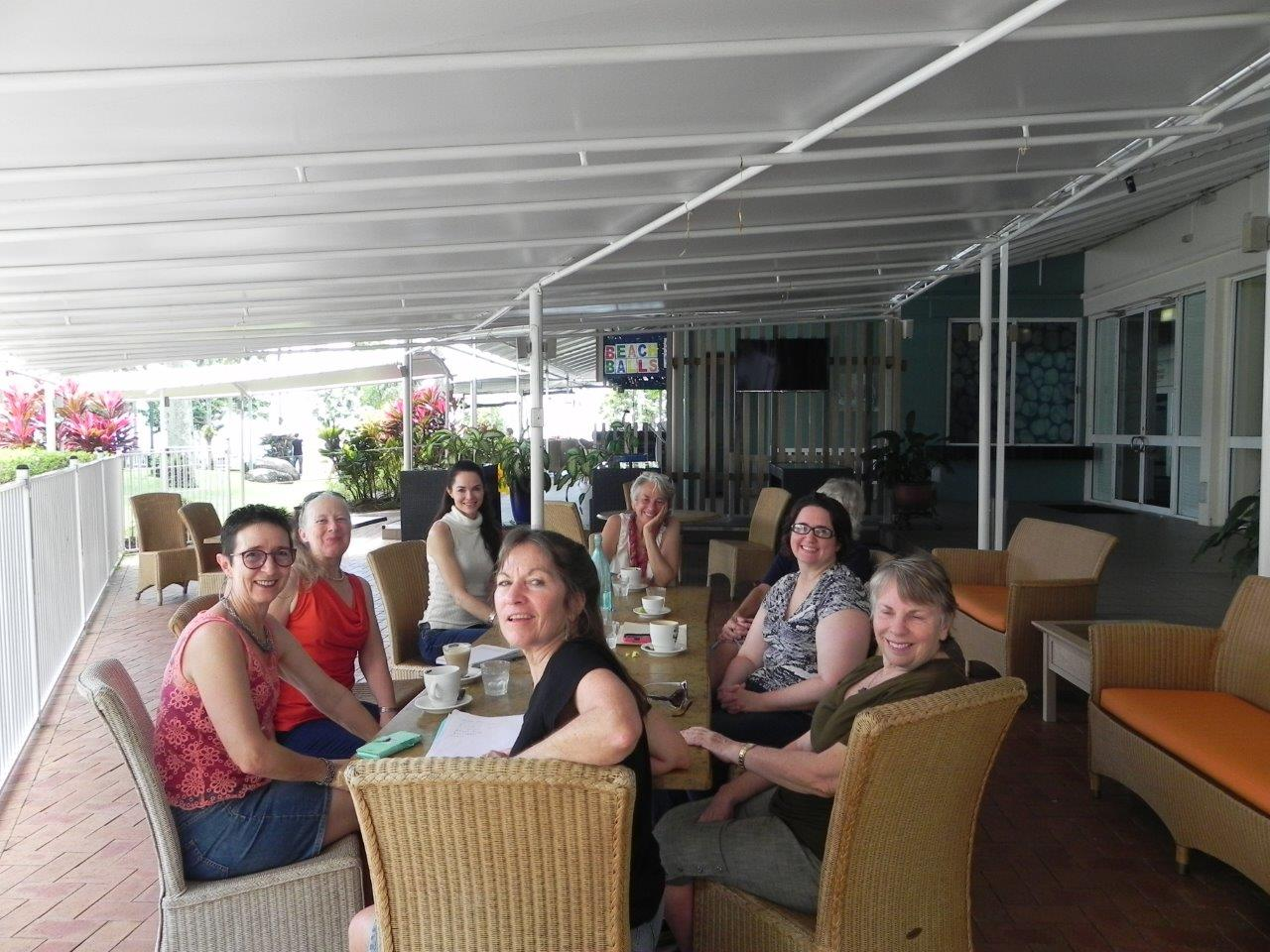 The New Kids on the Block. Introducing the Far North Queensland sub-chapter of SCBWI.