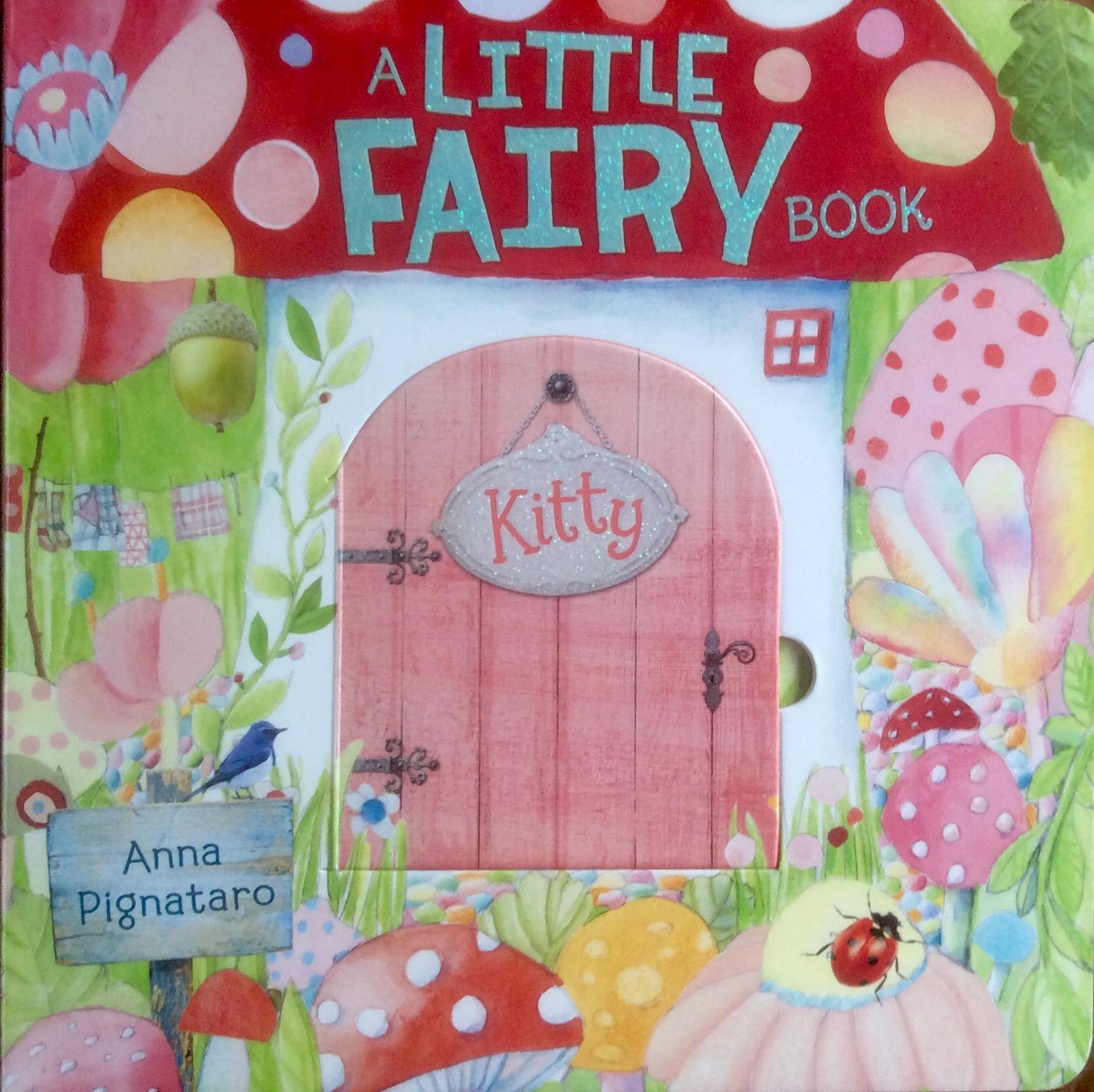 A Little Fairy Book Kitty