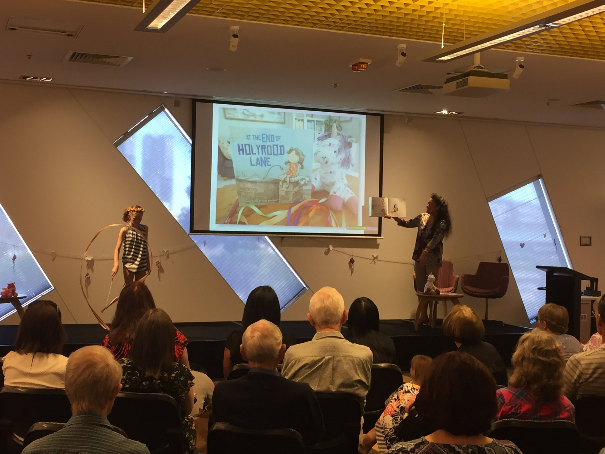 Brisbane Sqaure Library Launch Marty's  (15).JPG