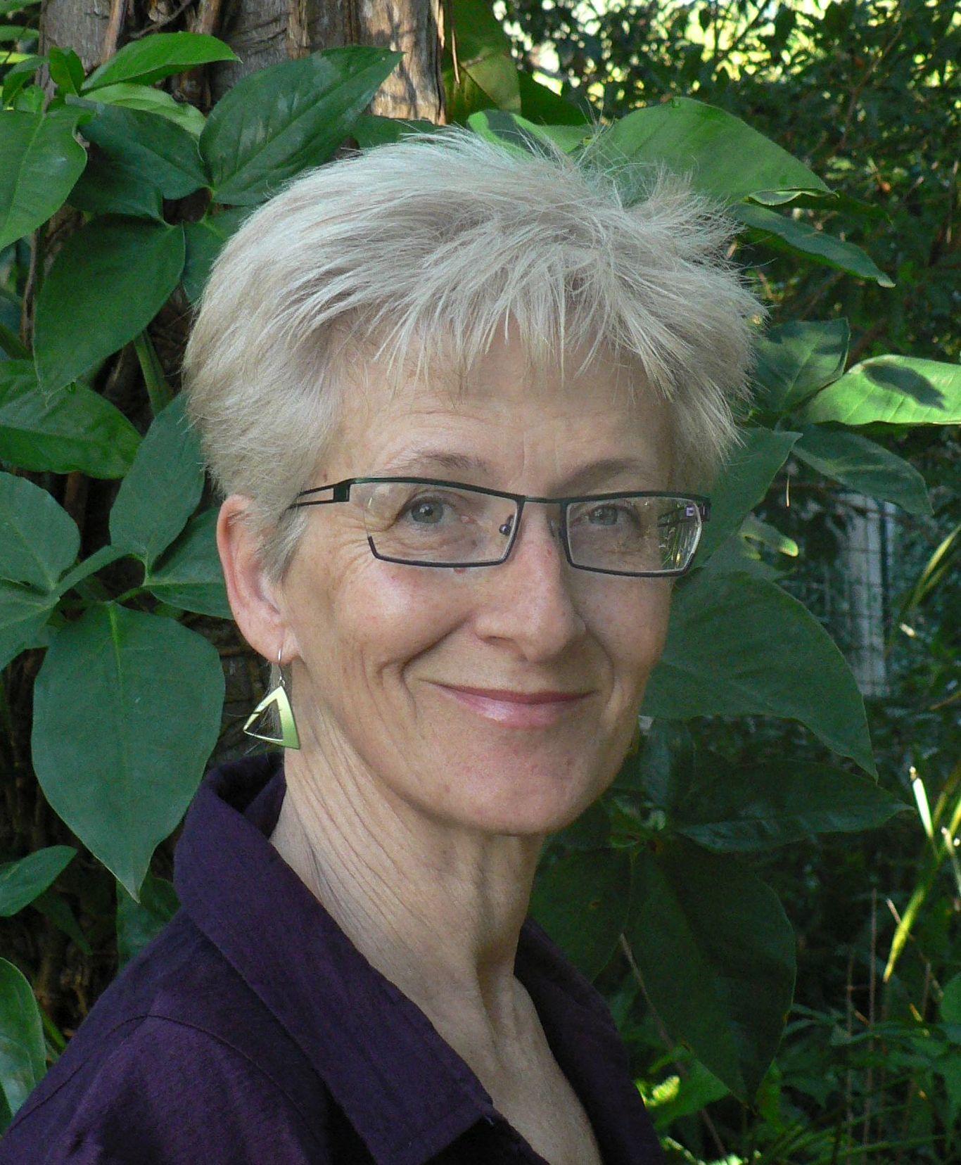 Sheryl Gwyther Talk - 7 October