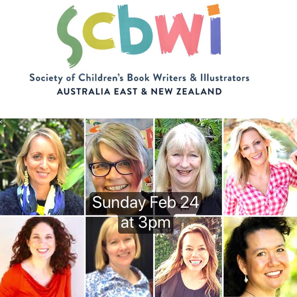 120 people: kids lit industry personnel, families and creators were drawn to Beecroft for this event
