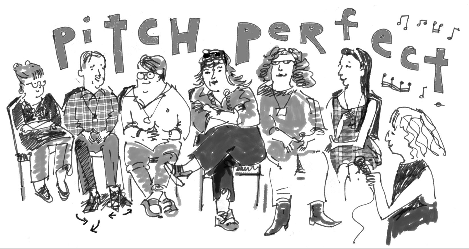 Illustration courtesy of Liz Anelli - the Panel