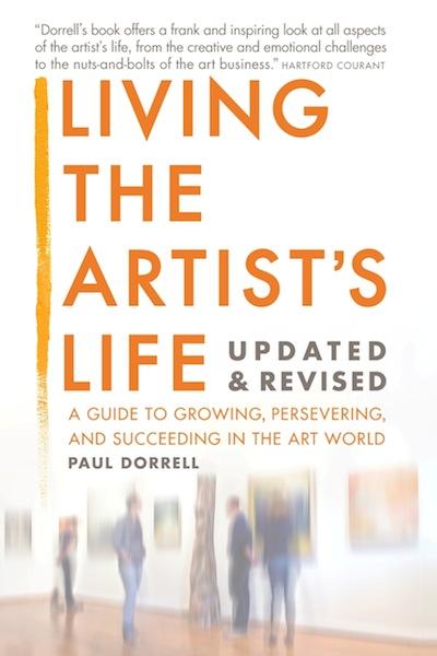 Living The Artists Life by Paul Dorrell.jpg