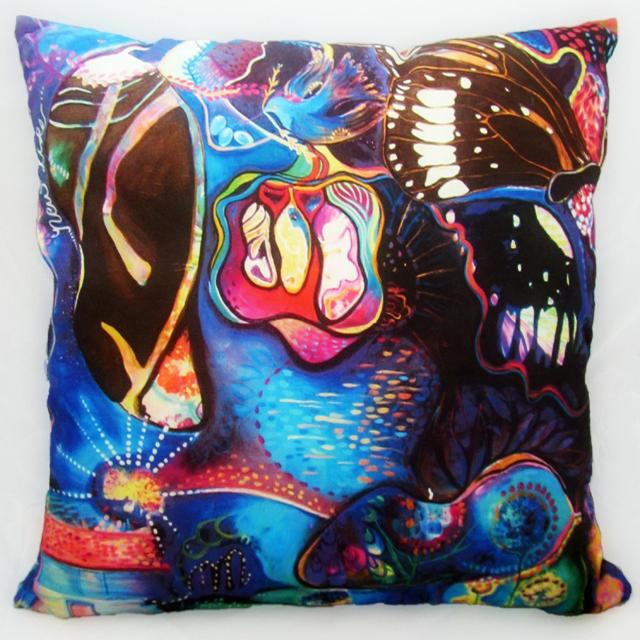 Chrysalis - Limited Edition Art Cushion