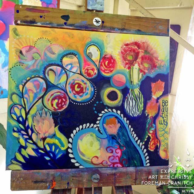 Work in Progress - 'Beautiful Sorrow'.